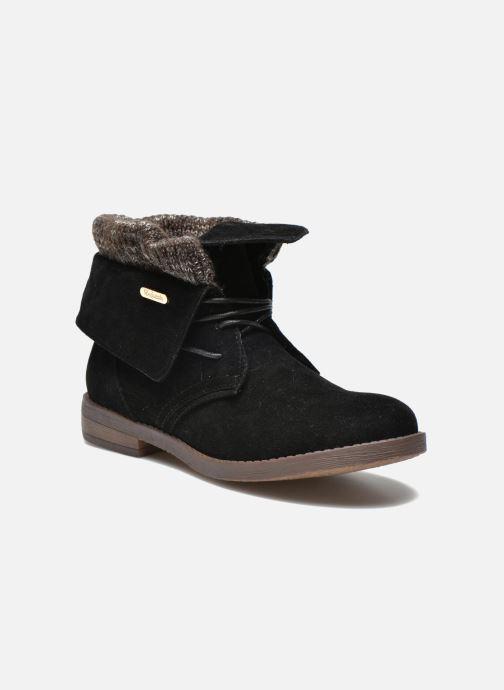 Bottines et boots Refresh Bijou-61677 Noir vue détail/paire