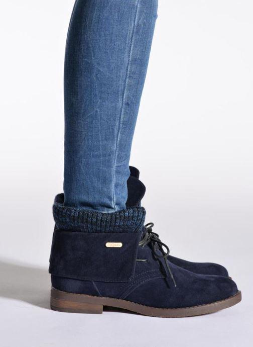 Bottines et boots Refresh Bijou-61677 Bleu vue bas / vue portée sac