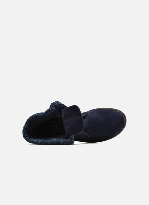 Stiefeletten & Boots Refresh Bijou-61677 blau ansicht von links