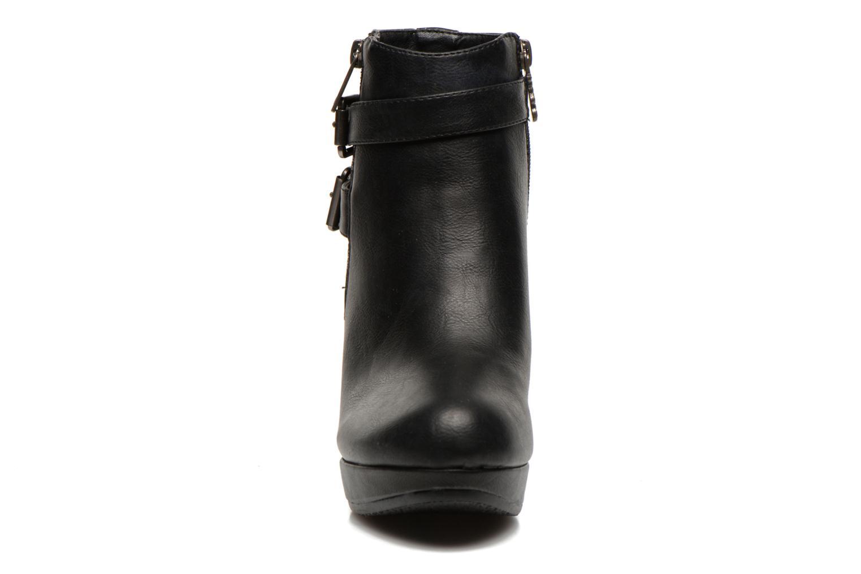 Bottines et boots Refresh Elfy-61110 Noir vue portées chaussures