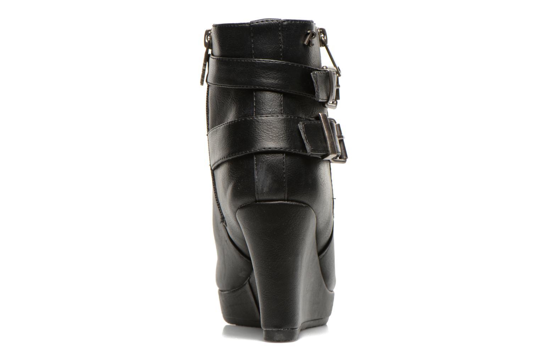 Bottines et boots Refresh Elfy-61110 Noir vue droite