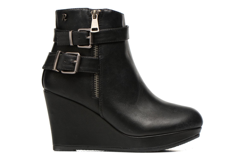 Bottines et boots Refresh Elfy-61110 Noir vue derrière