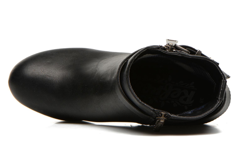 Bottines et boots Refresh Elfy-61110 Noir vue gauche