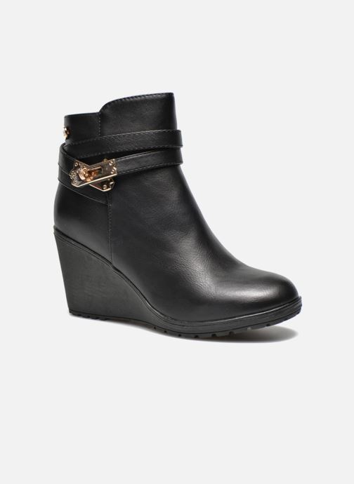 Ankle boots Xti Cornelie-28720 Black detailed view/ Pair view