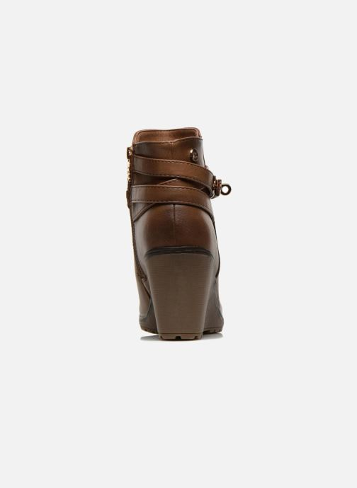 Ankle boots Xti Cornelie-28720 Brown view from the right