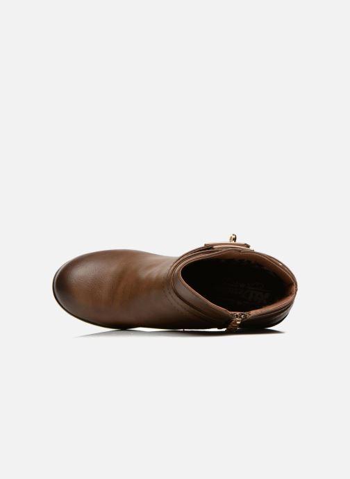 Boots en enkellaarsjes Xti Cornelie-28720 Bruin links