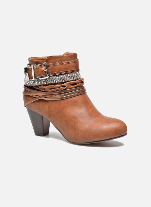 333e1951 Xti Doria-28813 (Brown) - Ankle boots chez Sarenza (226877)