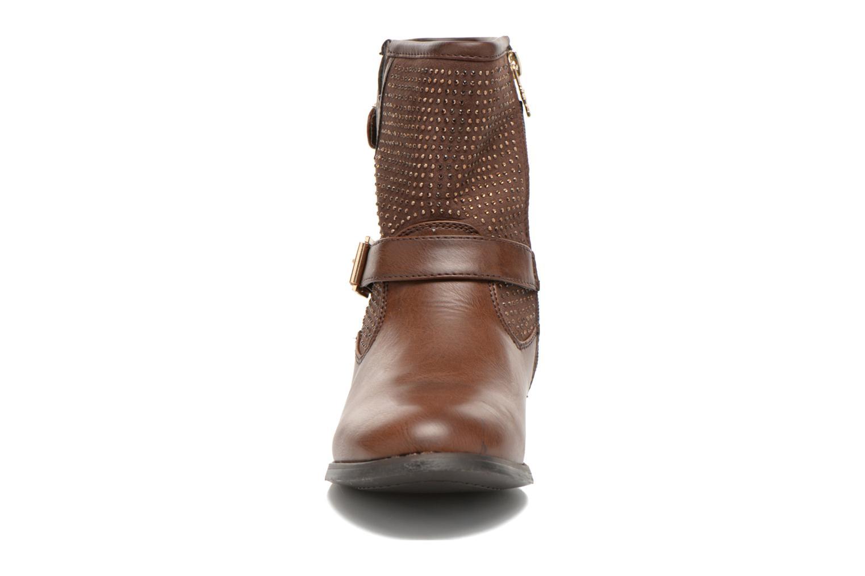 Bottines et boots Xti Ondine-28503 Marron vue portées chaussures