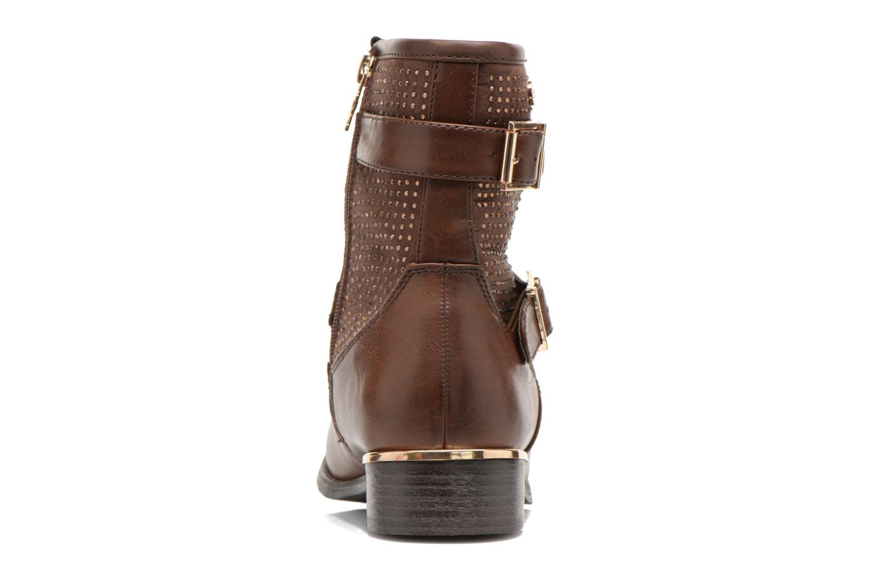 Bottines et boots Xti Ondine-28503 Marron vue droite