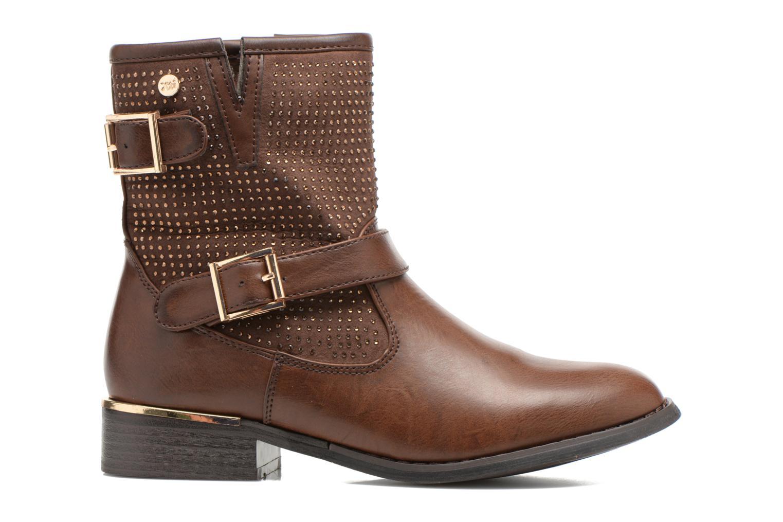 Bottines et boots Xti Ondine-28503 Marron vue derrière