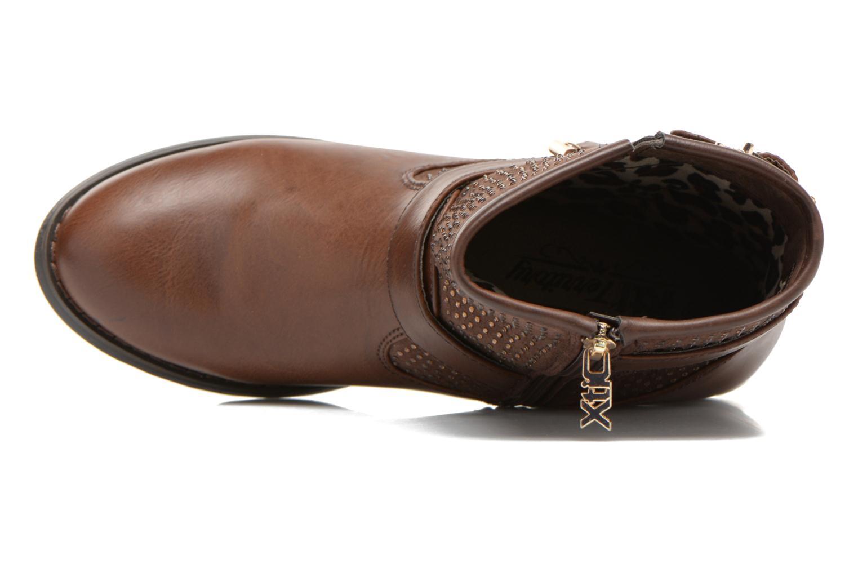 Bottines et boots Xti Ondine-28503 Marron vue gauche