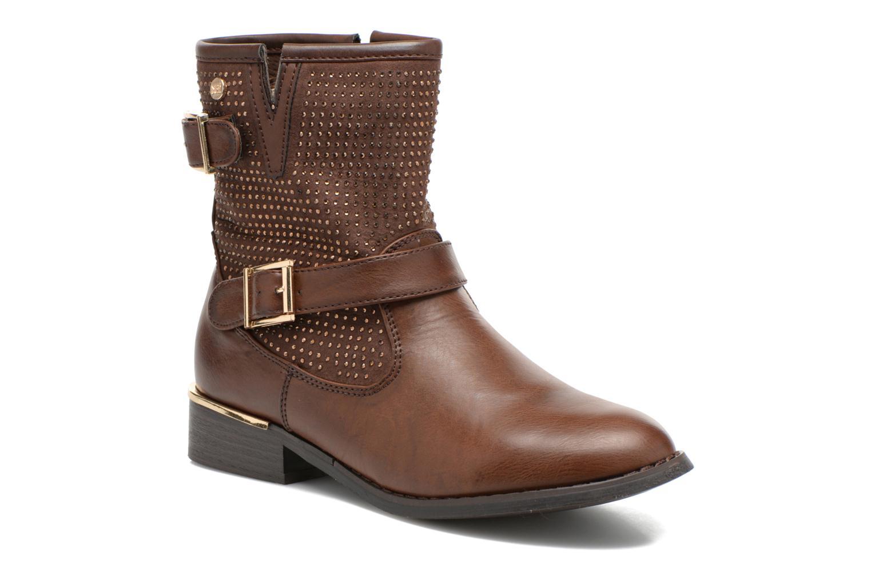 Bottines et boots Xti Ondine-28503 Marron vue détail/paire