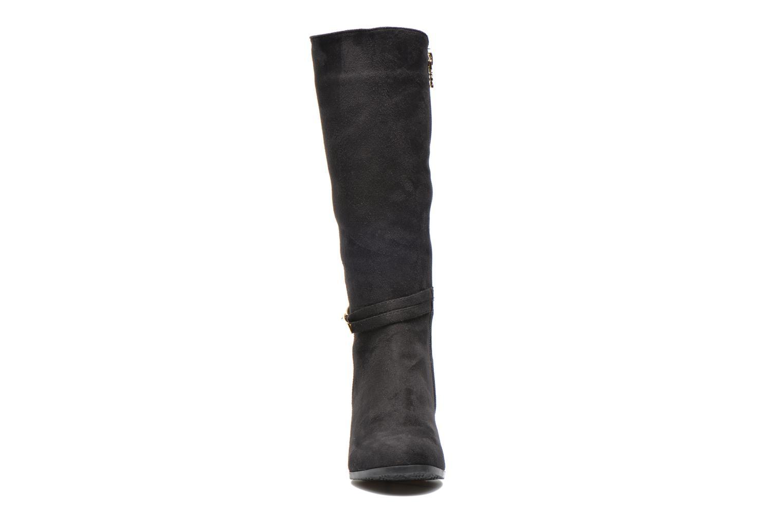 Bottes Xti Maria-28423 Noir vue portées chaussures