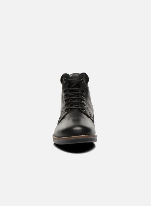 Boots en enkellaarsjes Redskins Babylone Zwart model