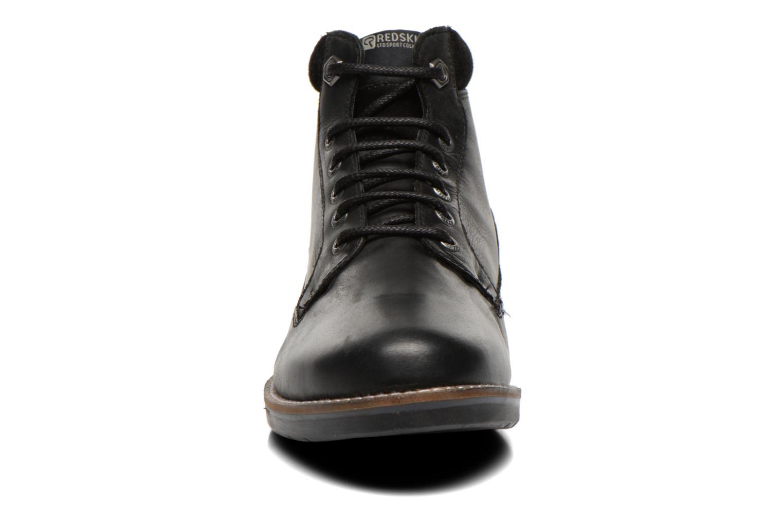 Bottines et boots Redskins Babylone Noir vue portées chaussures