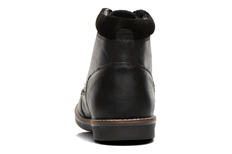 Bottines et boots Redskins Babylone Noir vue droite