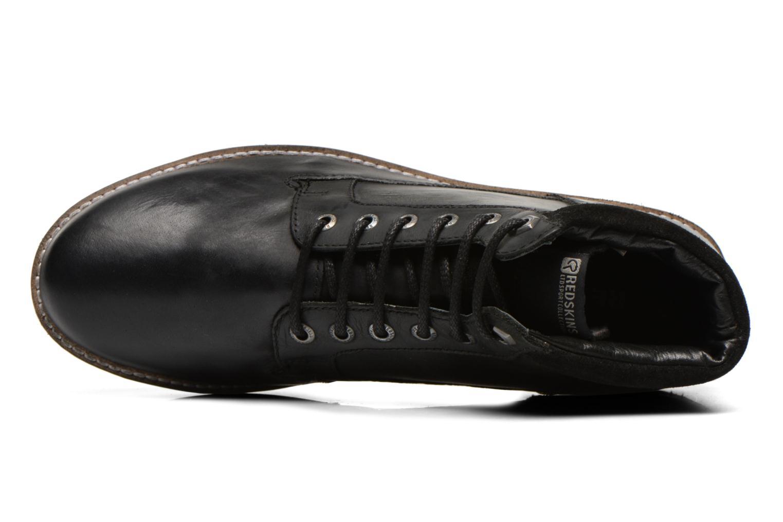 Bottines et boots Redskins Babylone Noir vue gauche