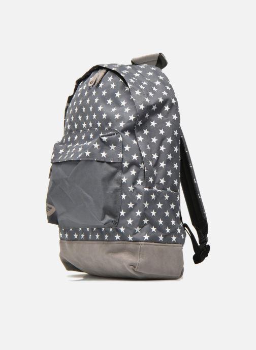 Rucksäcke Mi-Pac All stars Backpack grau schuhe getragen