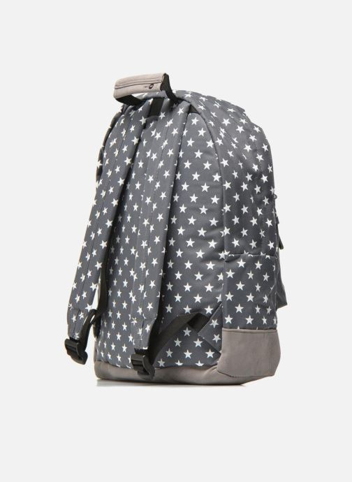 Mochilas Mi-Pac All stars Backpack Gris vista lateral derecha
