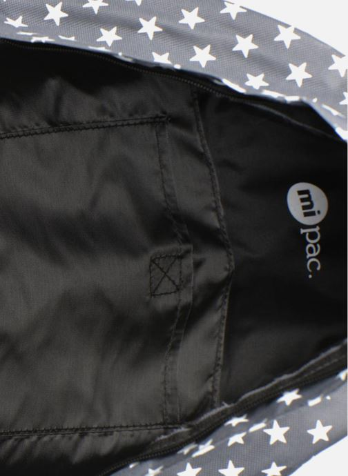 Mochilas Mi-Pac All stars Backpack Gris vistra trasera