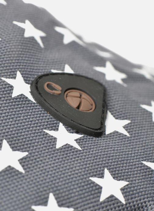 Rucksäcke Mi-Pac All stars Backpack grau ansicht von links