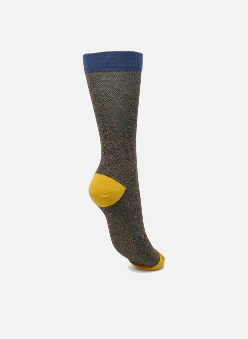 Chaussettes et collants My Lovely Socks Victor Vert vue gauche