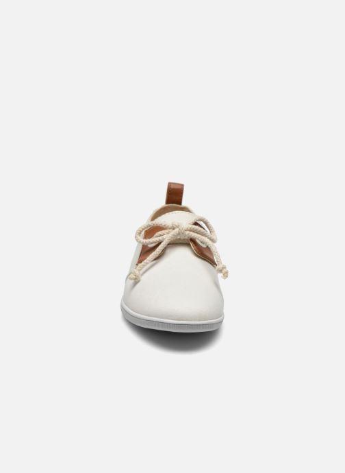 Baskets Armistice Stone One Twill W Blanc vue portées chaussures