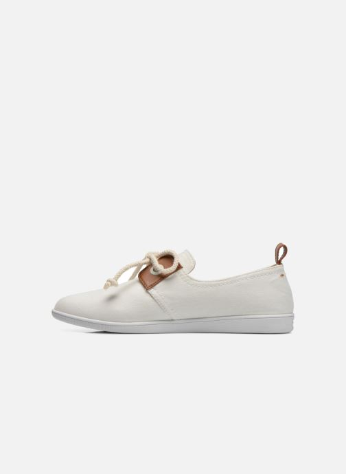 Sneakers Armistice Stone One Twill W Wit voorkant