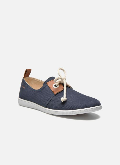 Trainers Armistice Stone One Twill W Blue detailed view/ Pair view