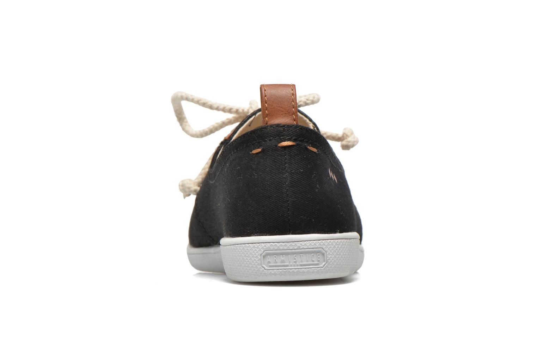 Baskets Armistice Stone One Twill W Noir vue droite