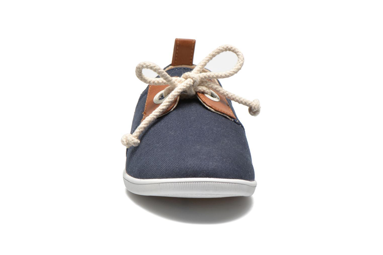 Baskets Armistice Stone One Twill W Bleu vue portées chaussures