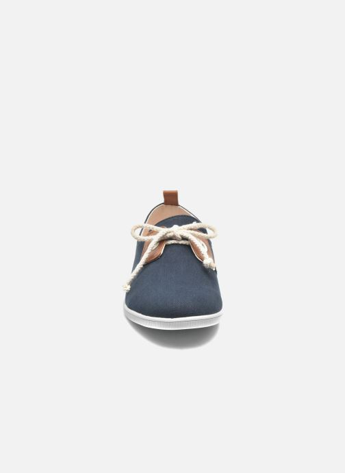 Sneaker Armistice Stone One Twill M blau schuhe getragen