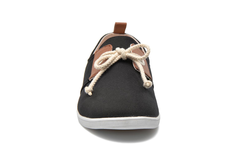 Baskets Armistice Stone One Twill M Noir vue portées chaussures