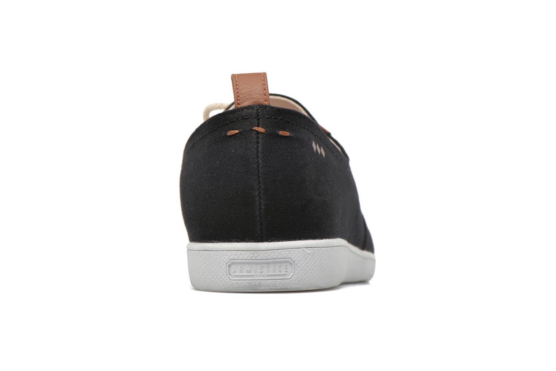 Baskets Armistice Stone One Twill M Noir vue droite