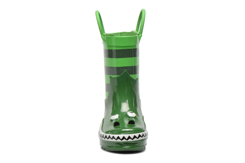 Bottes Be Only Aligo Vert vue portées chaussures