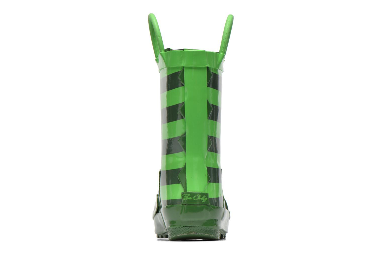 Bottes Be Only Aligo Vert vue droite