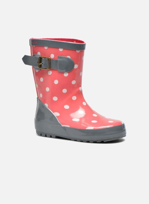 Boots & wellies Be Only Azalea Pink detailed view/ Pair view