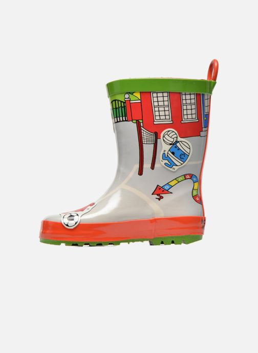 Bottes Be Only Mr Mme School Multicolore vue face