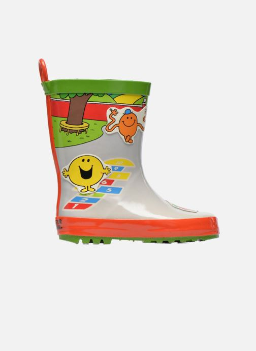 Boots & wellies Be Only Mr Mme School Multicolor back view