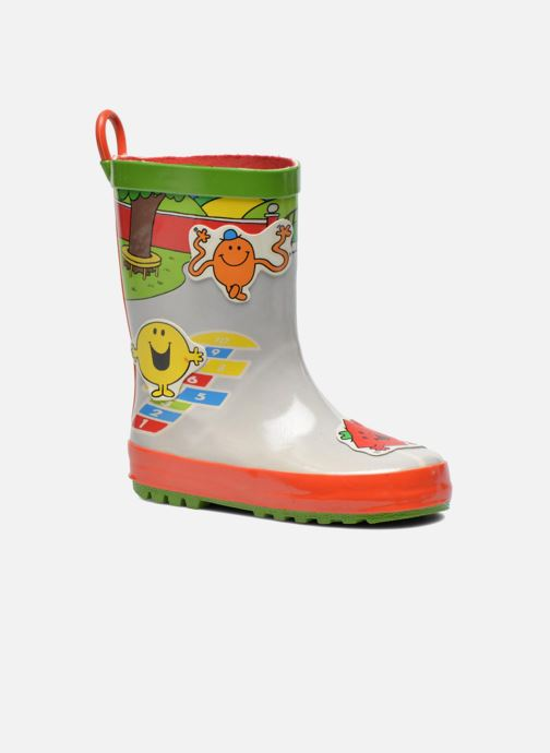 Boots & wellies Be Only Mr Mme School Multicolor detailed view/ Pair view