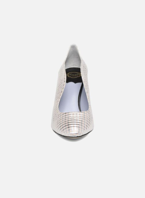 Escarpins Apologie Scarla Rose vue portées chaussures