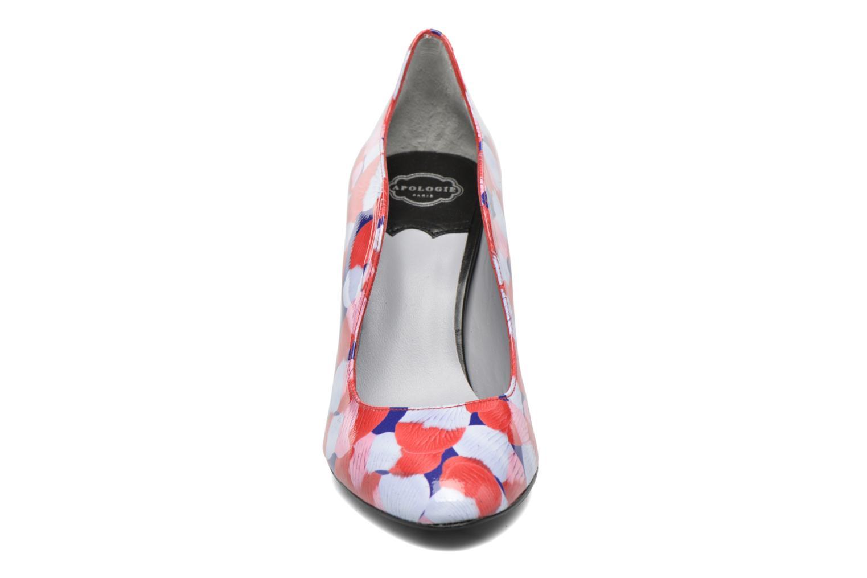 Escarpins Apologie Scarla Multicolore vue portées chaussures