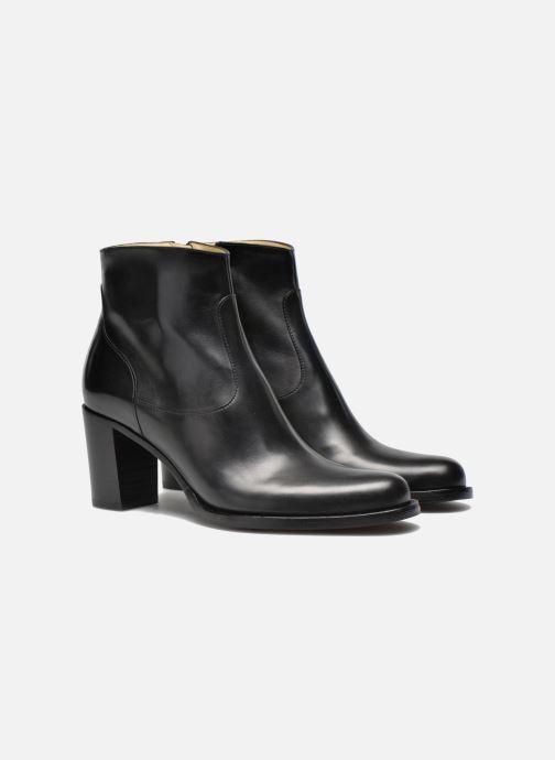 Stiefeletten & Boots Free Lance Legend 7 low zip boot schwarz 3 von 4 ansichten