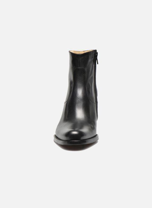 Stiefeletten & Boots Free Lance Legend 7 low zip boot schwarz schuhe getragen