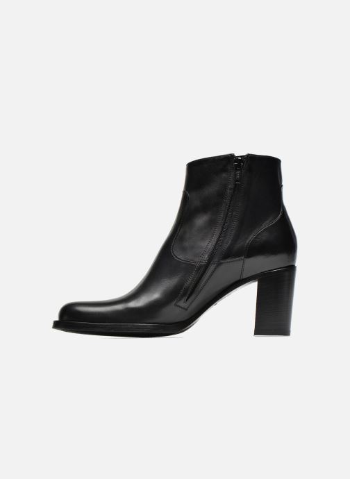 Bottines et boots Free Lance Legend 7 low zip boot Noir vue face