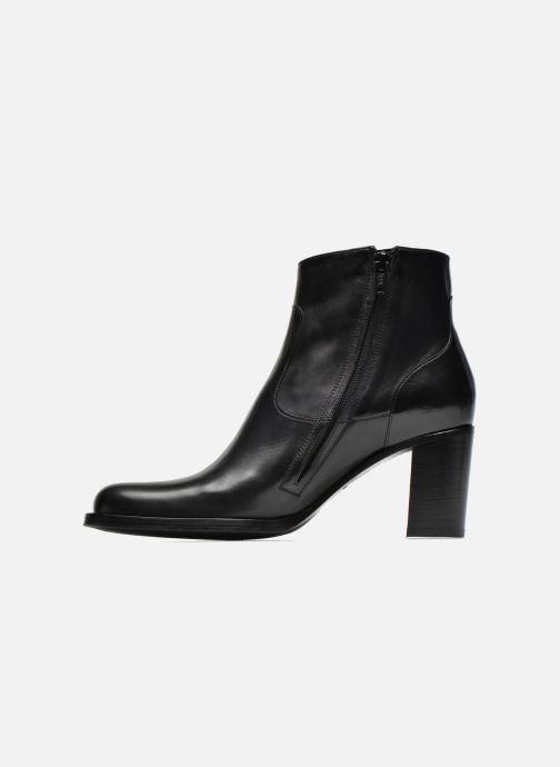 Stiefeletten & Boots Free Lance Legend 7 low zip boot schwarz ansicht von vorne