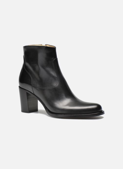 Bottines et boots Free Lance Legend 7 low zip boot Noir vue détail/paire