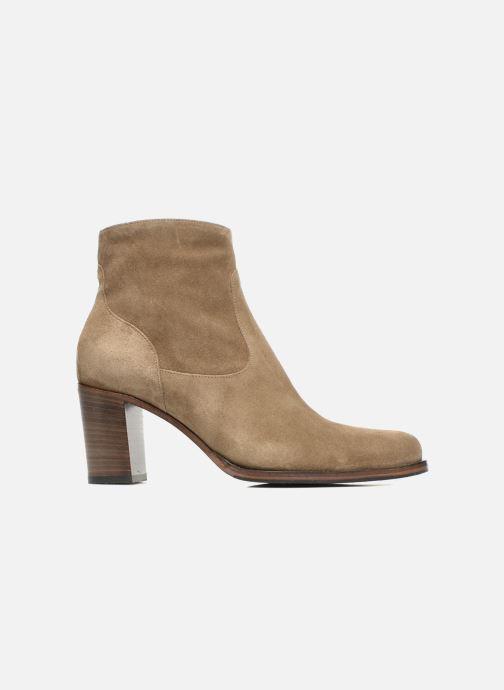 Stiefeletten & Boots Free Lance Legend 7 low zip boot beige ansicht von hinten