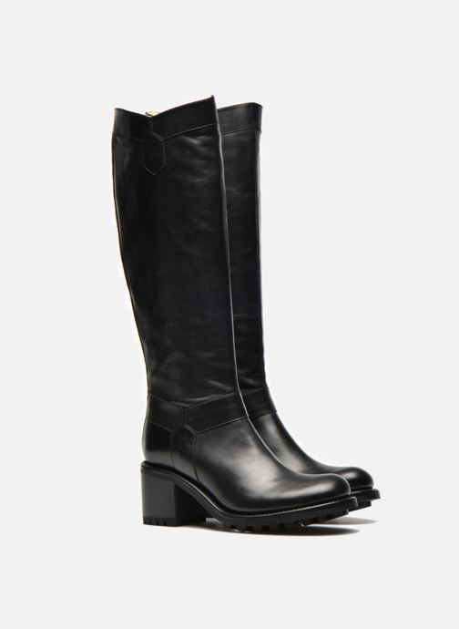 Boots & wellies Free Lance Biker 7 hight botte line Black 3/4 view