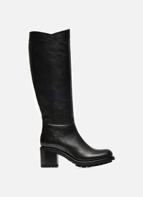 Boots & wellies Free Lance Biker 7 hight botte line Black back view